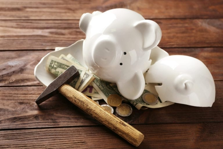 money financial divorce bankruptcy